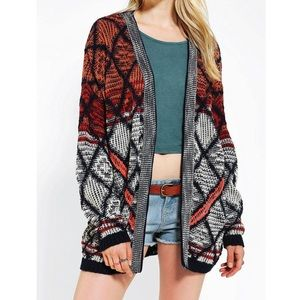 Urban Outfitters Staring At Stars Cardigan Sweater